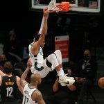 Durant puts the Nets on the brink of semi-finals
