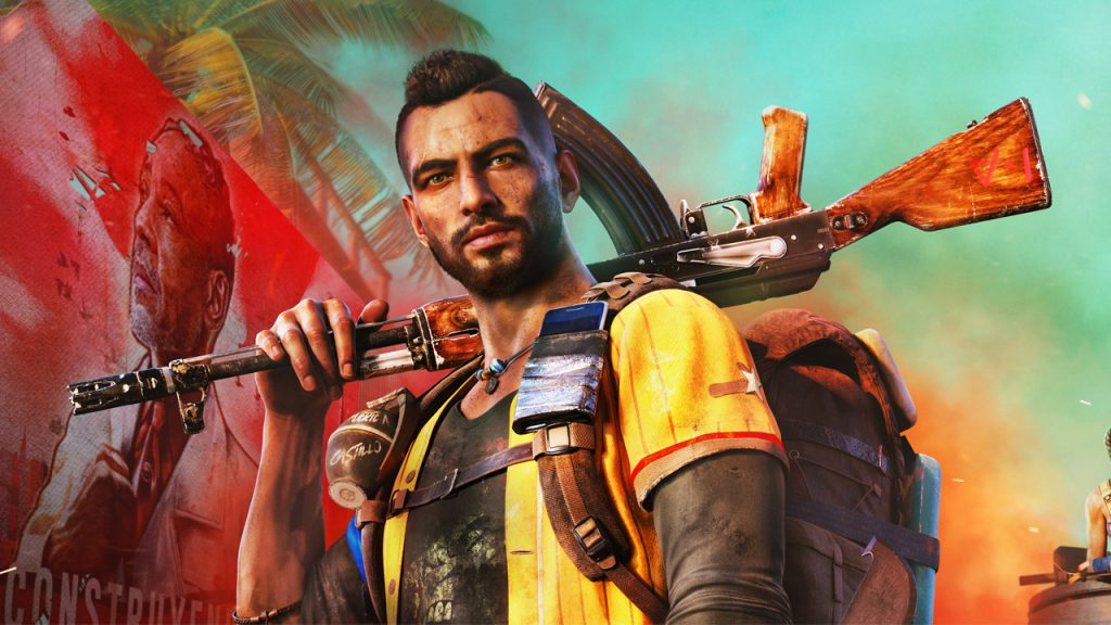Far Cry 6 will also provide a third-person camera, check out the new footage from the game