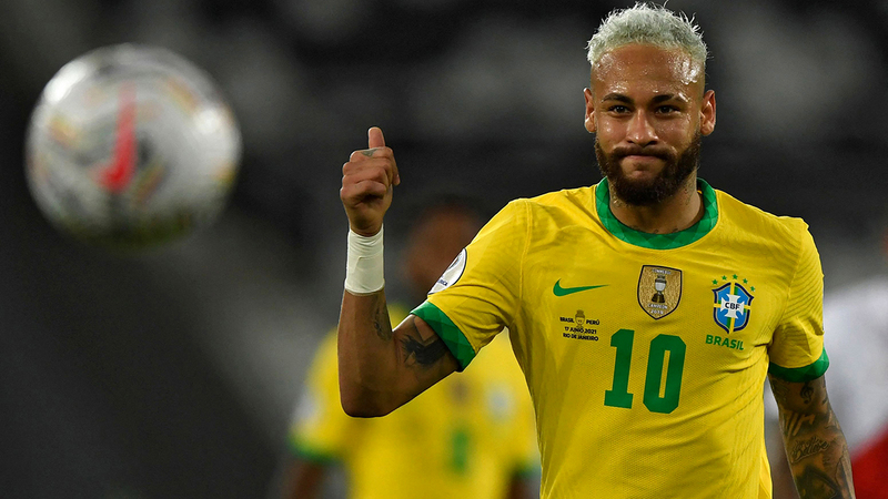 """Pele expects Neymar to reach the """"legend number"""" – Sports – Arab and International"""