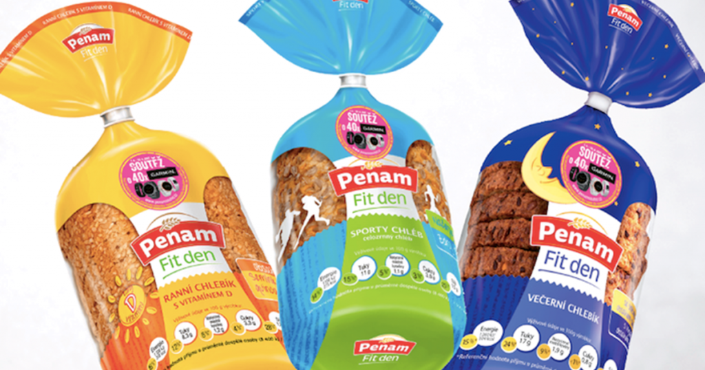 Penam campaigns with competition will support the Fit Day brand