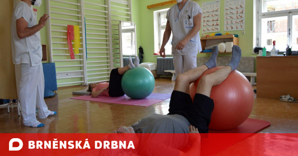 Problems continue after Covid, in Brno relieves pain from rehabilitation Health News Brněnská Drbna