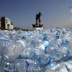 Scientists have found an interesting use of plastic bottles.  They were able to turn their comforter into vanilla soft
