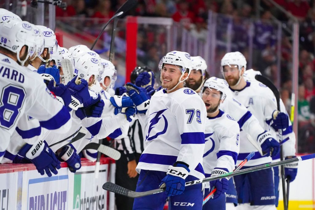 Tampa?  Carolina coach admitted defeated this team without weakness, it has everything