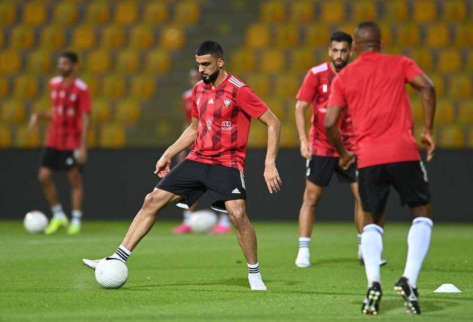 The UAE national team will face Vietnam in the decisive match tomorrow