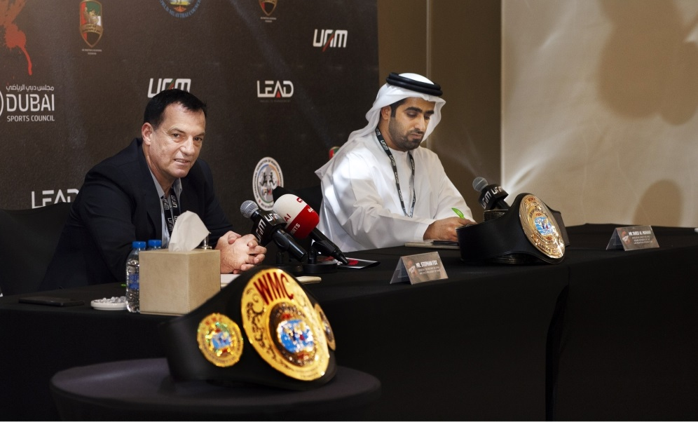 The UAE will host the World Muaythai Championship in 2022 - Sports - Local