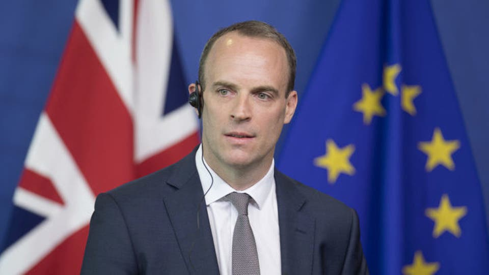 The UK calls on China to respect fundamental freedoms in Hong Kong