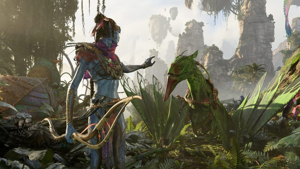 The highest-grossing movie in history comes to life.  Avatar sequel is coming soon and we will see a video game