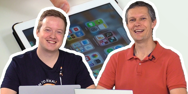 We've picked the biggest successes of Apple WWDC and will show you the new iPad operating system - MobilMania.cz