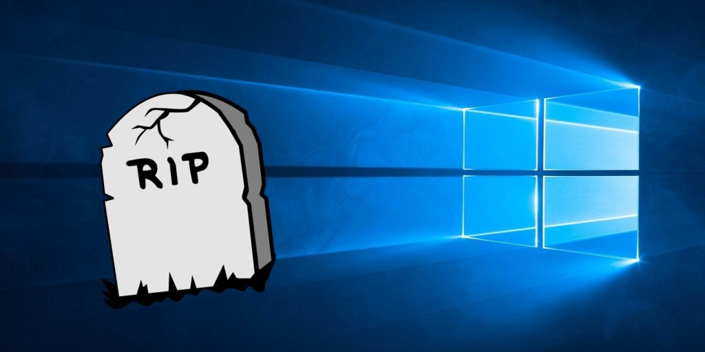 Windows 10 is almost certain to die. Microsoft has revealed the end of support date for Home and Pro versions - Živě.cz