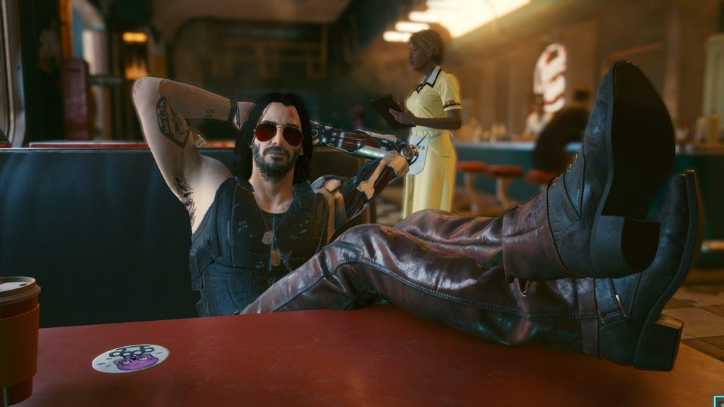Cyberpunk 2077 was the most popular PS4 game in June