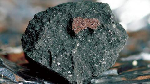 A meteorite in Britain may reveal the secrets of the beginning of the Earth