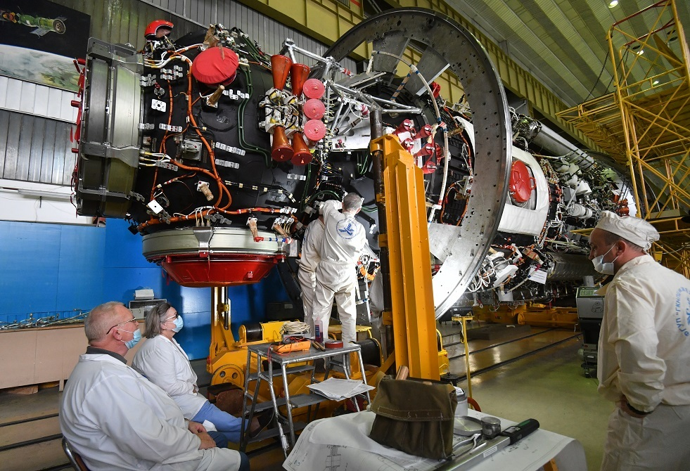 Russia will test on the International Station elements of a locomotive