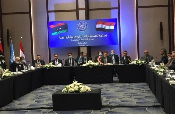From the Hurghada meetings (archive)