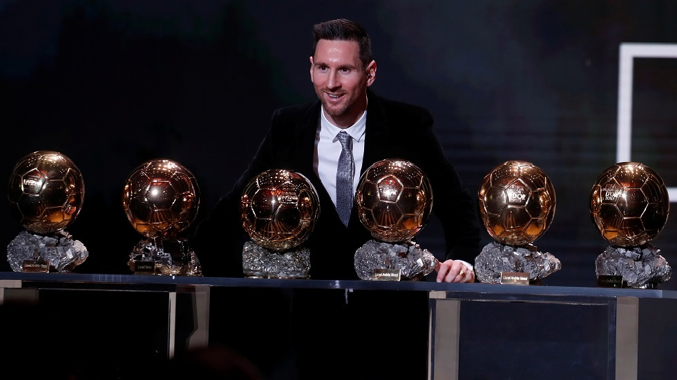 Madrid newspaper: Forget the rest and give the Golden Ball to Messi as long as he plays!
