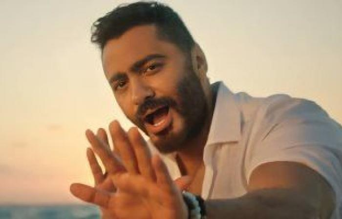 From cinema to concerts and a new clip... an artistic recovery for Tamer Hosny on Eid al-Adha