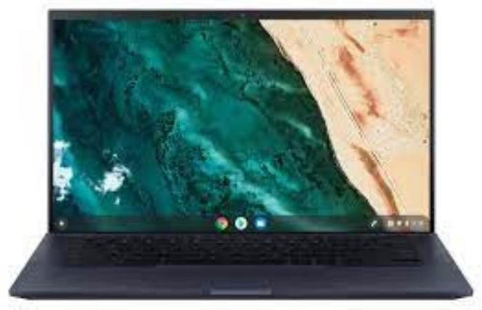 Asus launches the new Chromebook Flip CX5400