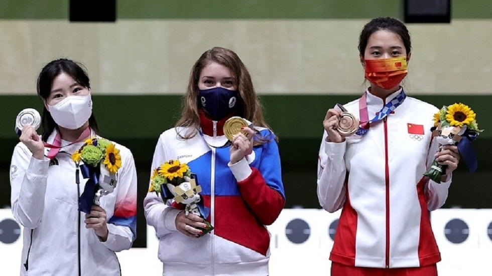 The results of the seventh day of the Olympic medals