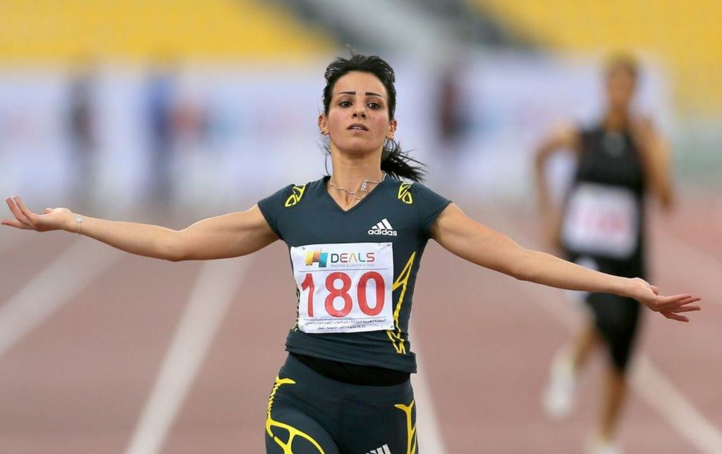 """A """"plastic surgery"""" behind the exclusion of the Iraqi Dana Hussein from """"Tokyo 2020"""" - Sports - Arab and International"""