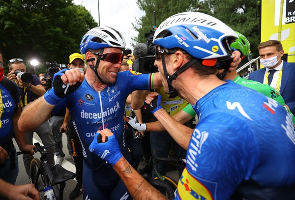 """Cavendish is two victories away from the equation of the """"half a century"""""""