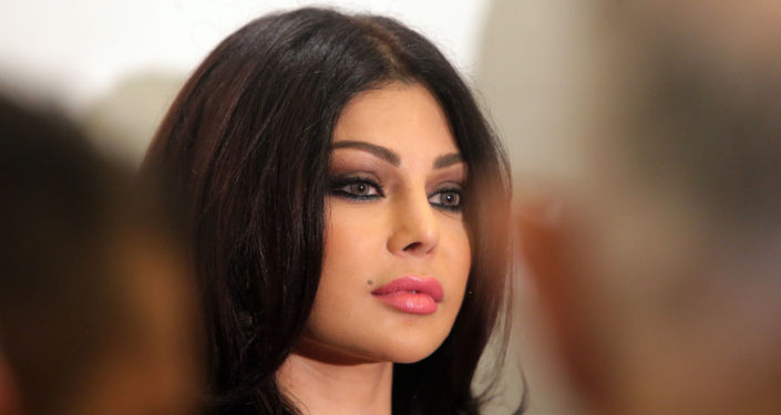Haifa Wehbe's daughter reveals a secret about her nose operation