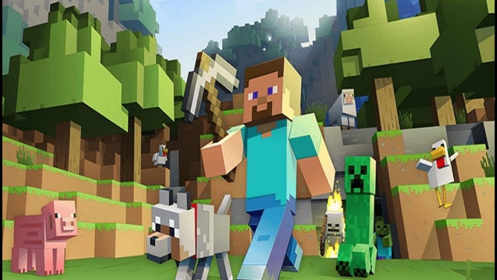 How to run and download the game Minecraft MINICRAFT the original version for the computer and requirements for its operation