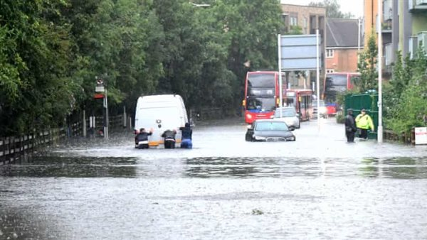 Is flooding common in Britain after the recent climate crisis?