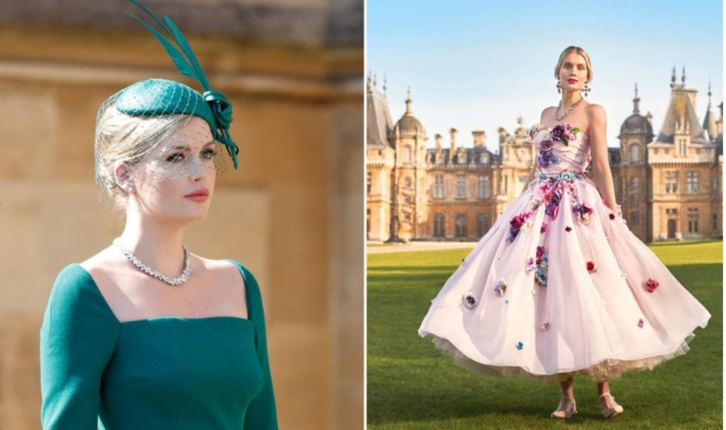 Kitty Spencer..a classic beauty that brought back the memory of her aunt Princess Diana (photos) - our lives - celebrities