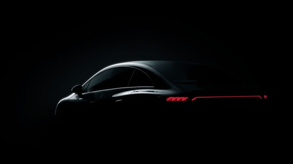 Mercedes has unveiled the EQE electric sedan.  Together with the electric AMG also