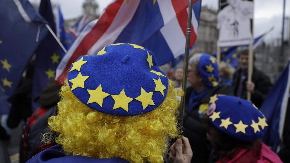 More than 5 million EU citizens have the right to reside in the UK
