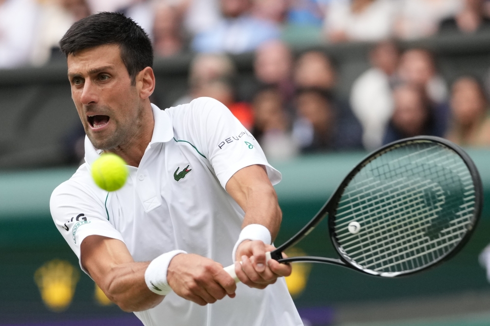 One victory separates Djokovic from the Federer and Nadal equation – Sports – Arab and international