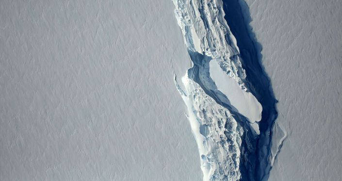 Scientists monitor a disturbing phenomenon that has never occurred before in the Arctic