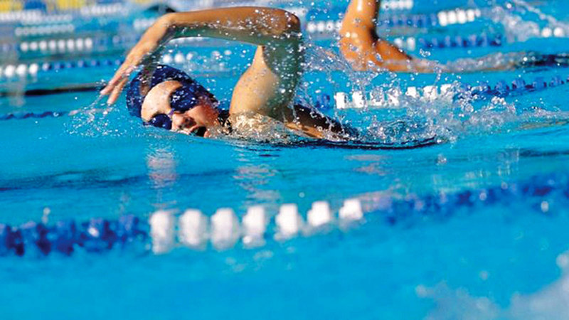 The Swimming Federation organizes experiments to select the national team members - sports - local