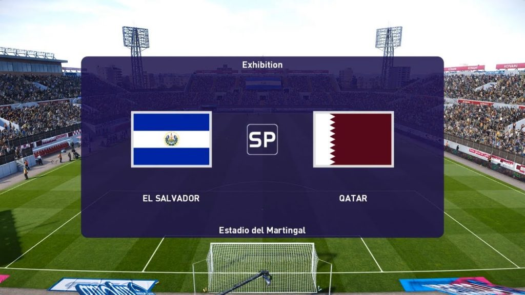 The new Yalla Shot Watch the live broadcast of the Qatar and El Salvador match today 25-7-2021