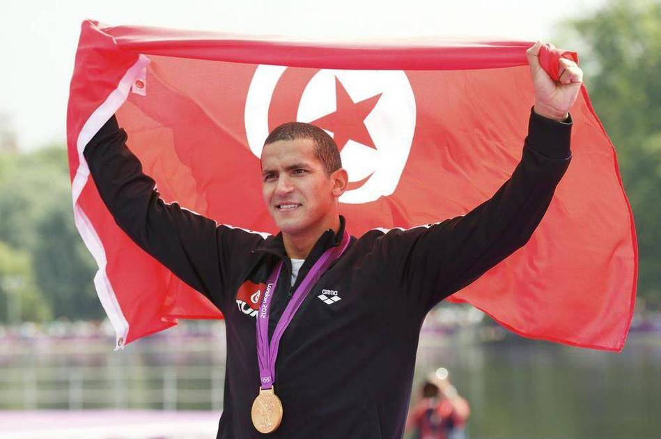 Tunisian swimmer Mellouli withdraws from Tokyo Olympics