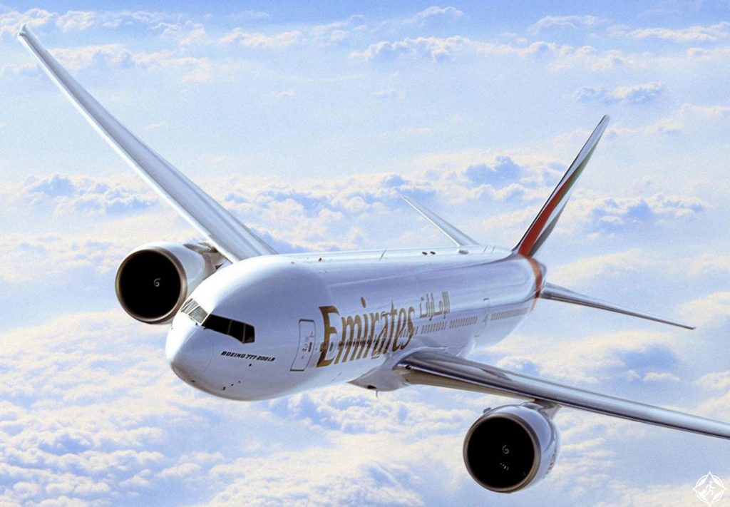 Emirates Airlines resumes passenger service to Glasgow in the United Kingdom - Emergency Emirates News