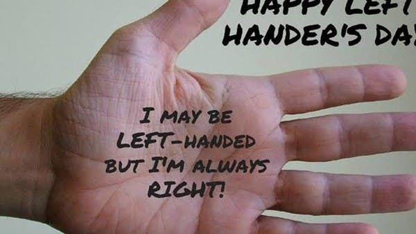 Facts and secrets about left-handedness.. Effects on health and success