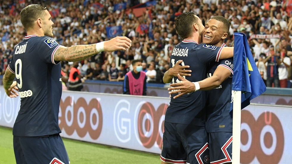 Under Messi's eyes on the stands, Saint-Germain beat Strasbourg by four (video)