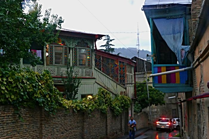 Tbilisi is full of charming nooks and crannies