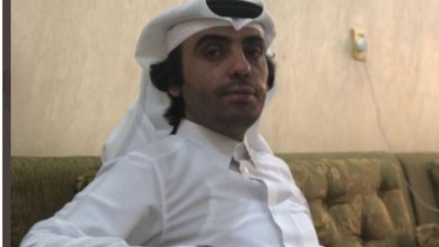The arrested lawyer, Hazaa