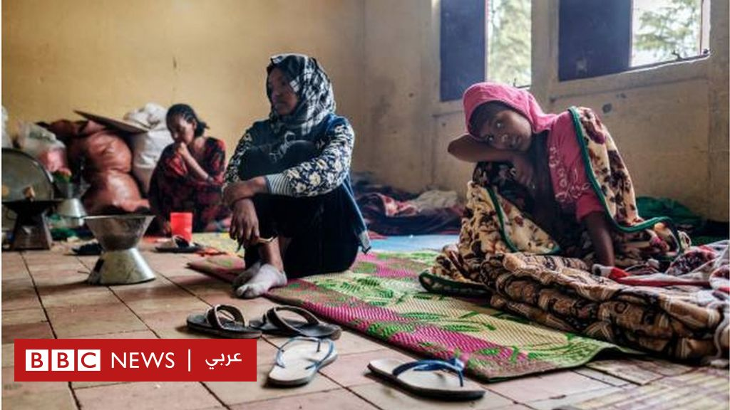 The conflict in Tigray: mutual accusations between the rebels and the Ethiopian government of being responsible for the deteriorating humanitarian conditions in the region