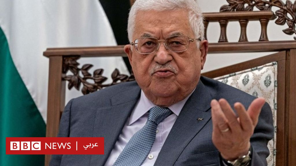Mahmoud Abbas holds the first meeting with a senior Israeli official in more than 10 years