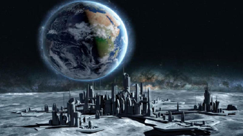 Agencies: We will soon see a floating city in space adjacent to Earth (photos and videos)