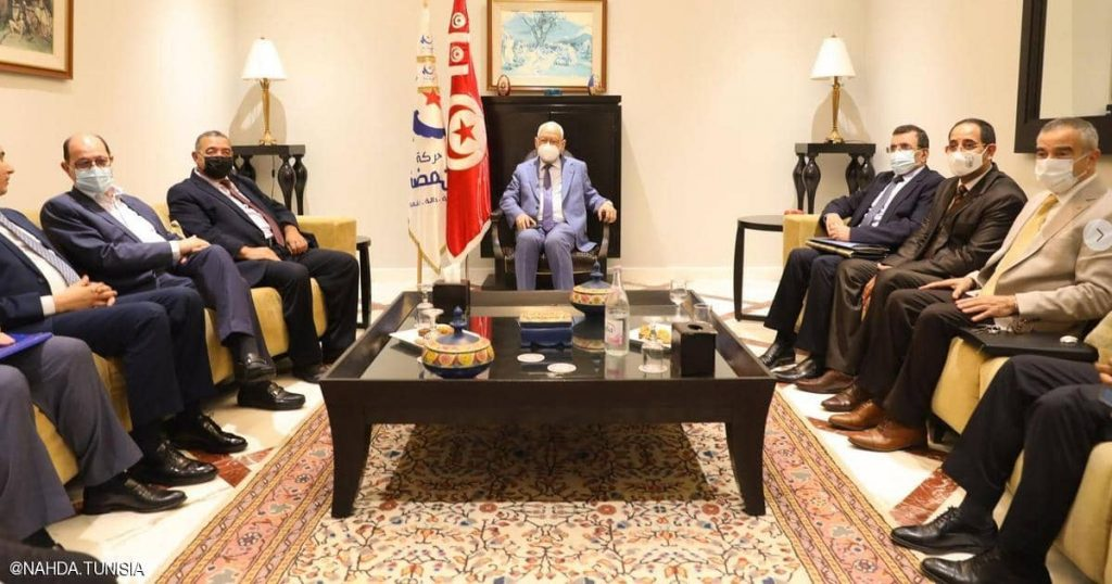"""Divisions within the """"Brotherhood of Tunisia""""... a maneuver or a jump from the sinking boat?"""