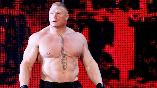 Free wrestling news: Brock Lesnar beats John Cena in a fight that was not shown..Video
