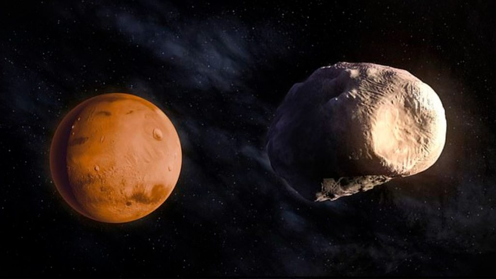 Japan launches spacecraft to retrieve samples from Mars' moon Phobos | Panorama