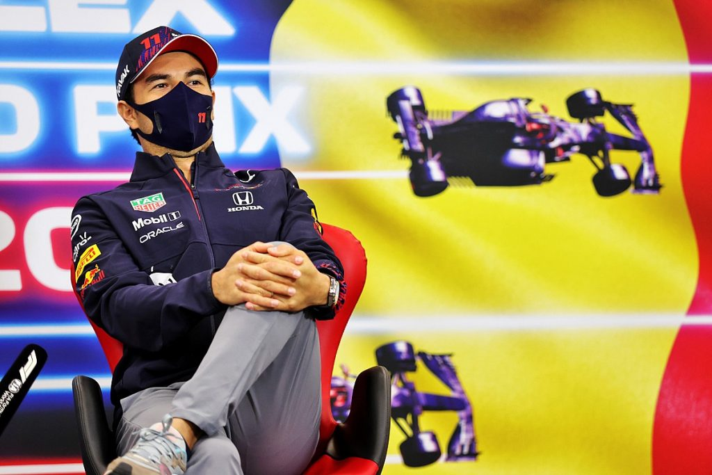 Perez knew before the summer break that he secured his future with Red Bull in Formula One