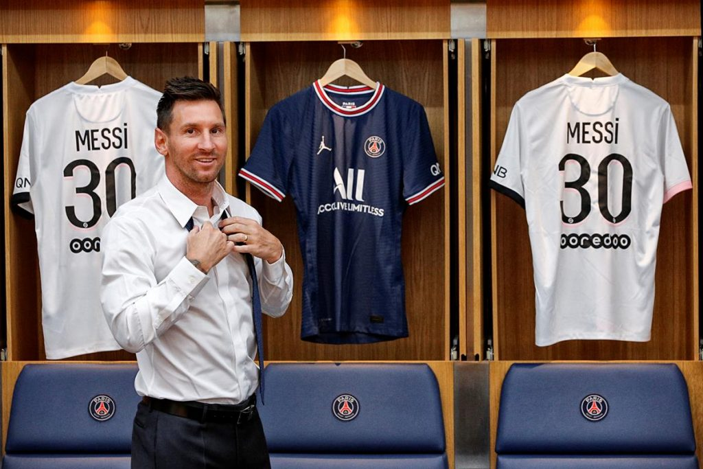 Real Madrid benefited the most from Messi's transfer to Paris Saint-Germain - Sports - Arab and International