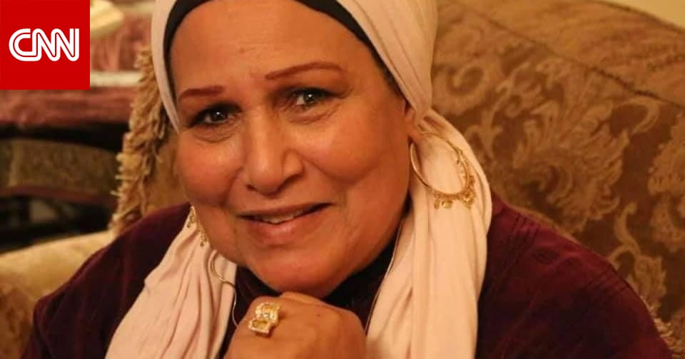 The Egyptian artist, Fathia Tantawi, left an impression on the Egyptians' memory and left quietly