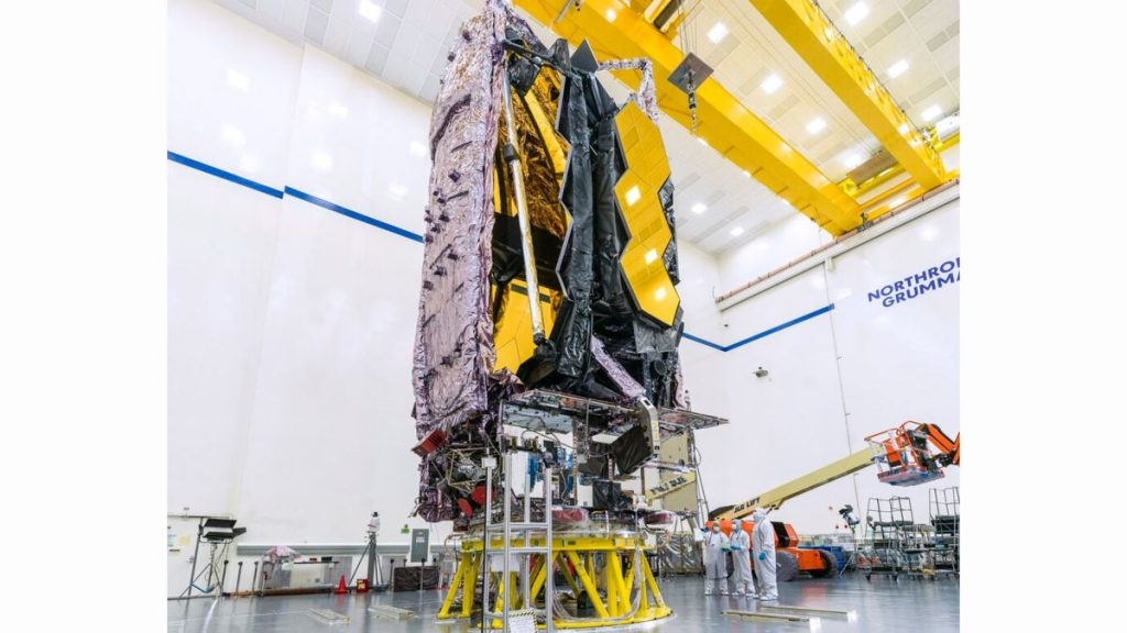 The James Webb Space Telescope, NASA's next major observatory, has passed the final ground tests