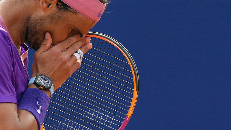 The end of Nadal's season